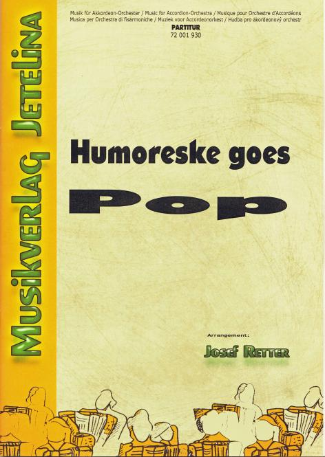 Humoreske goes Pop