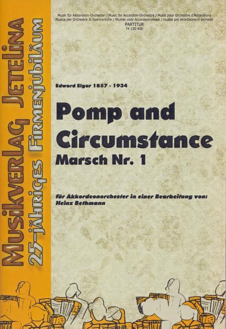 Pomp and Circumstance - Marsch Nr. 1 für AO