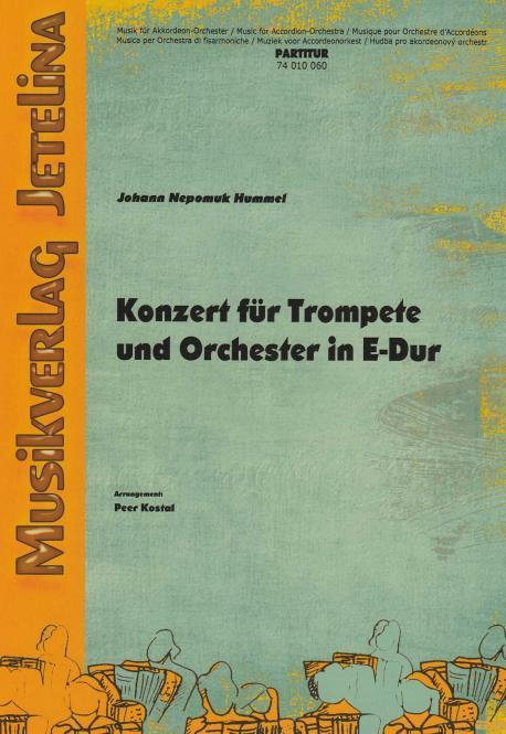 Konzert für Trompete und Orchester in E-Dur