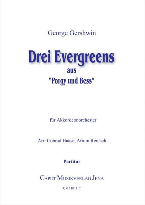 """Drei Evergreens aus """"Porgy und Bess"""""""