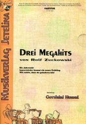 Drei Megahits von Rolf Zuckowski