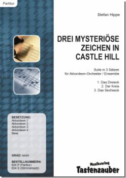 Drei mysteriöse Zeichen in Castle Hill