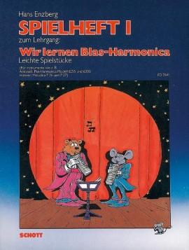 Wir lernen Blas-Harmonika Band 1