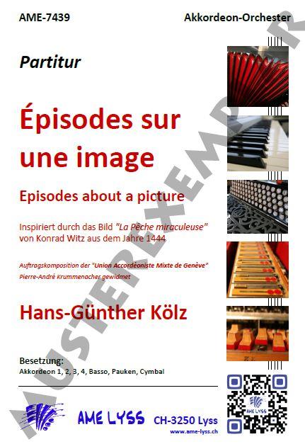 Episodes sur une image