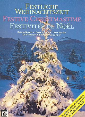 Festliche Weihnachtszeit