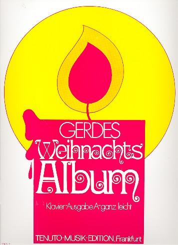Gerdes Weihnachtsalbum, Ausgabe A
