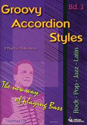 Groovy Accordion Styles Band 3