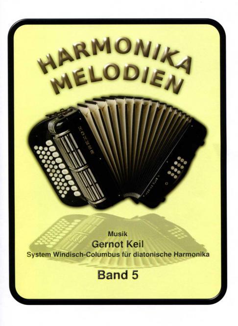 Harmonika-Melodien Band 5