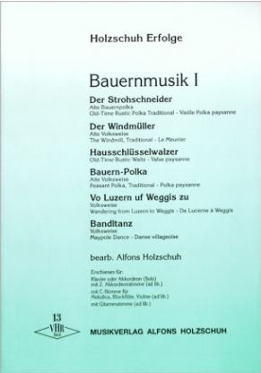 Holzschuh-Erfolge Band 13