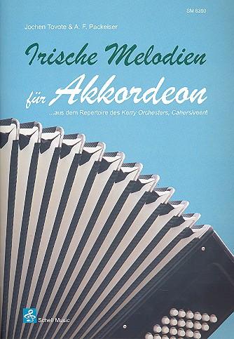 Irische Melodien für Akkordeon