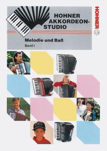 Melodie und Baß Band 1