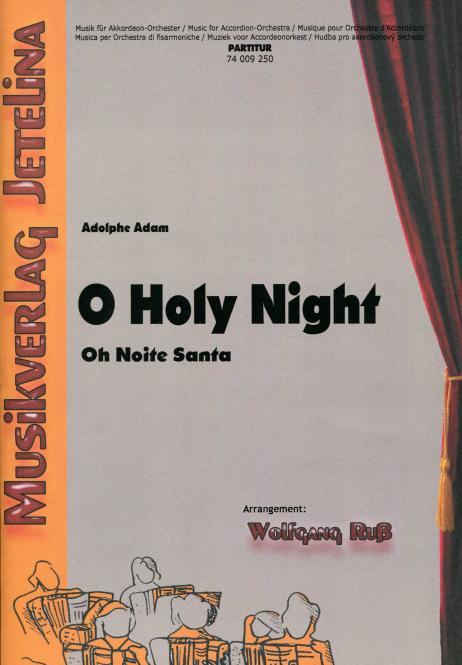 """O Holy Night """"Oh Noite Santa"""""""