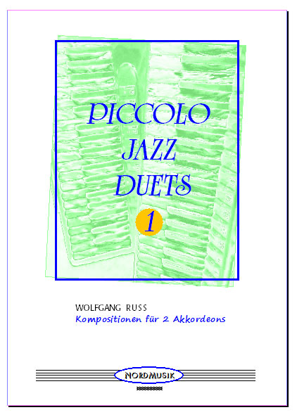 Piccolo Jazz Duets 1