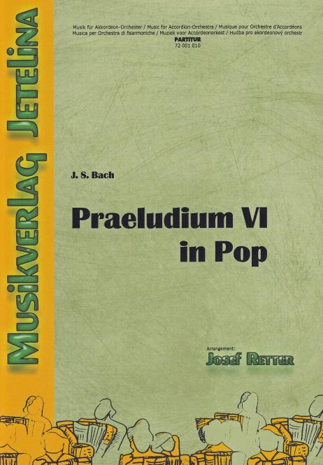 Praeludium VI in Pop