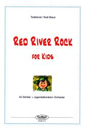 Red River rock for Kids