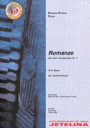 Romanze aus dem Hornkonzert Nr. 3