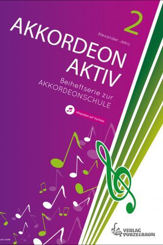 Akkordeon AKTIV Band 2