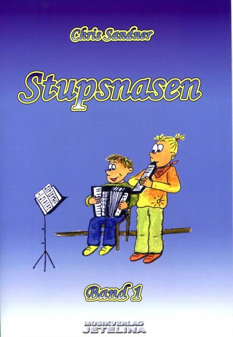 Stupsnasen Band 1