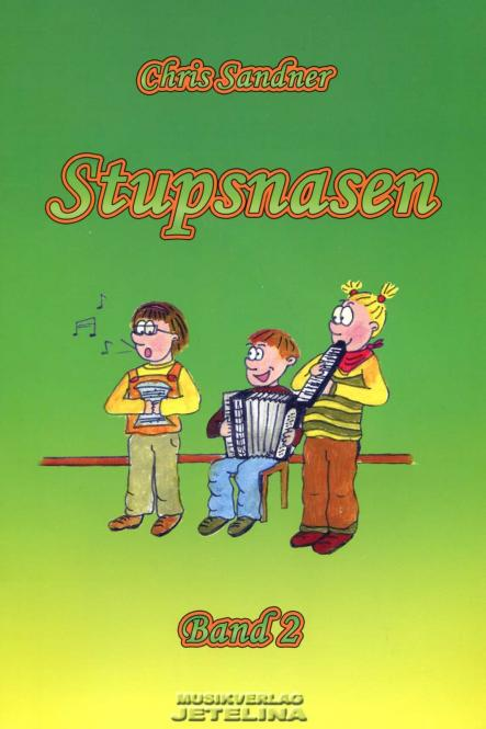 Stupsnasen Band 2