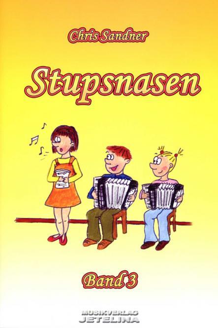 Stupsnasen Band 3
