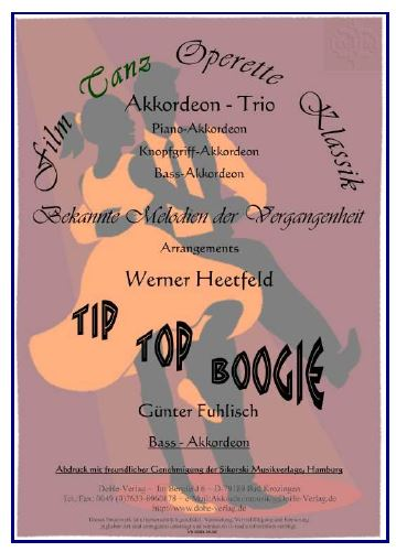 Tip Top Boogie