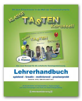 Klasse-Melodica-Tastenkarussell