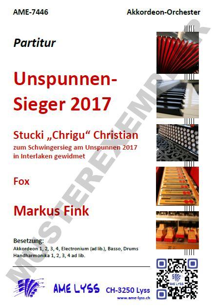 Unspunnen-Sieger 2017