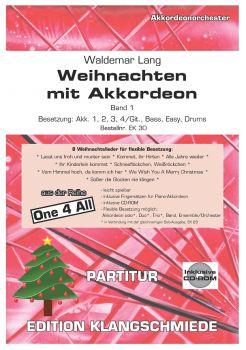 Weihnachten mit Akkordeon 1