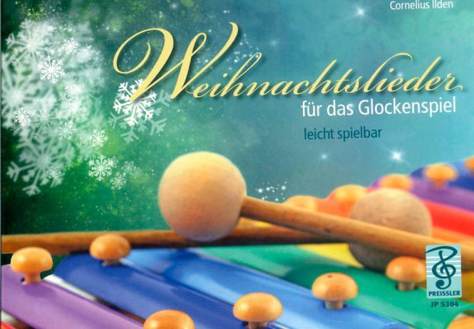 Weihnachtslieder für das Glockenspiel