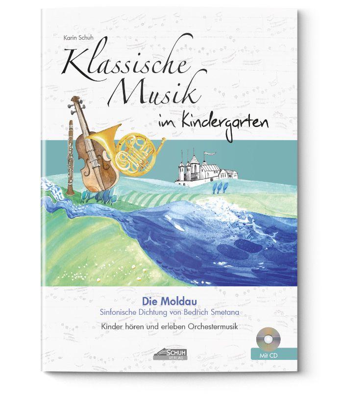 Komponist Von Die Moldau