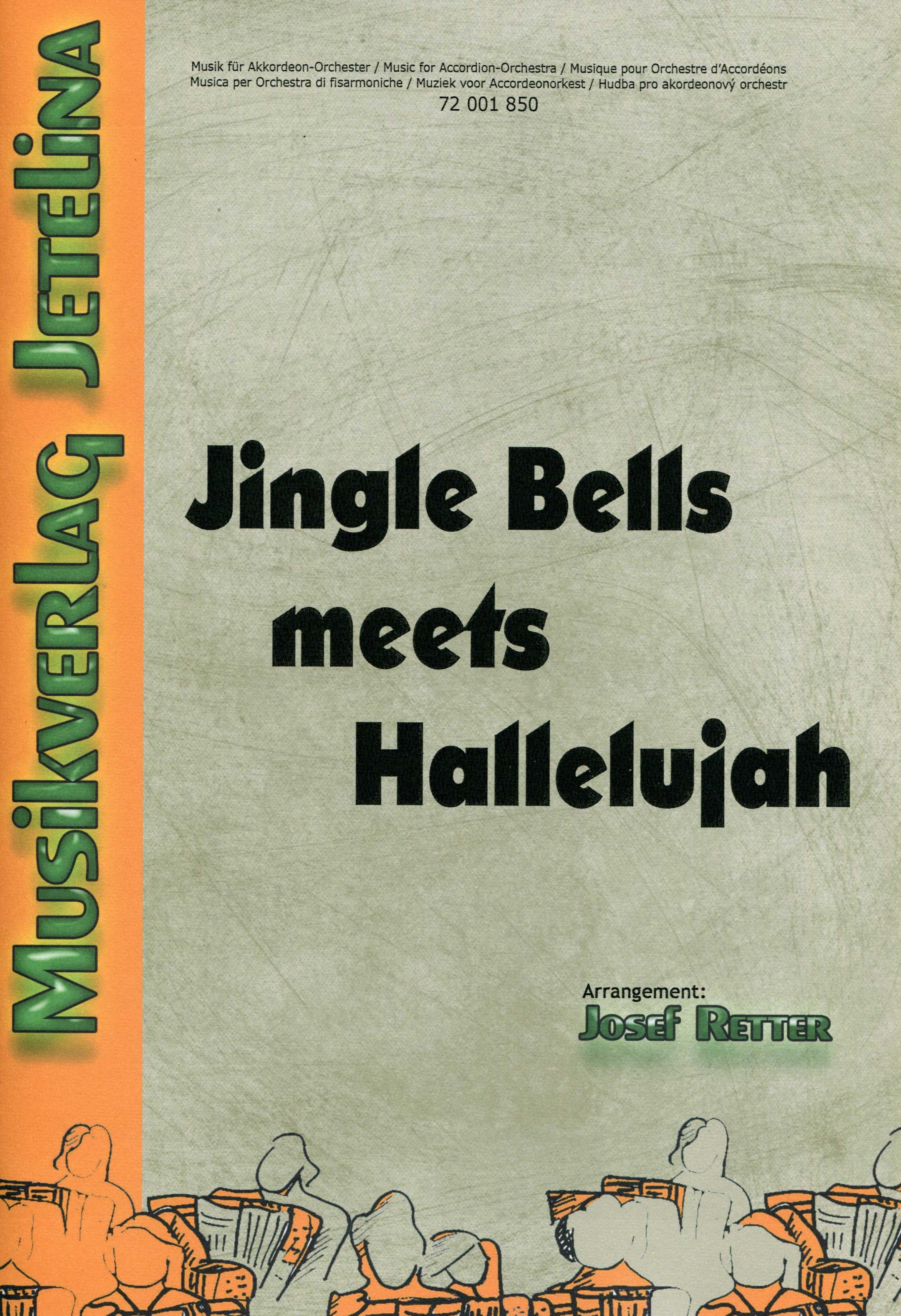 Jetelina | Jingle Bells meets Hallelujah