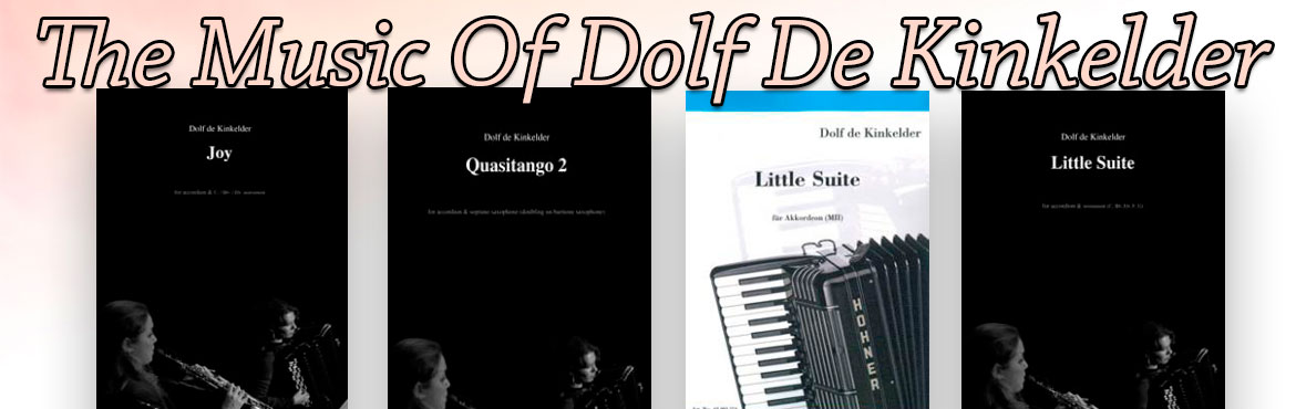 The Music Of Dolf de Kinkelder